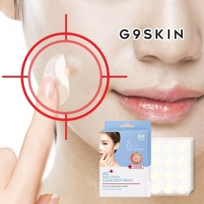 AC Solution Acne Clear Spot Patch  {G9SKIN}