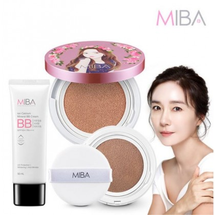 Miba BB Cream Cushion set