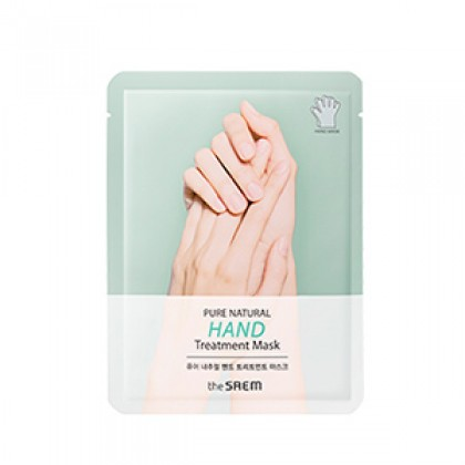 Pure Natural Hand Treatment Mask  {The Saem}